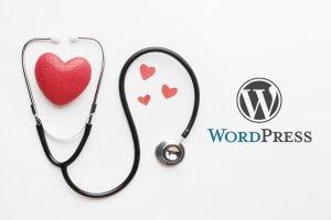 כלי בריאות אתר וורדפרס